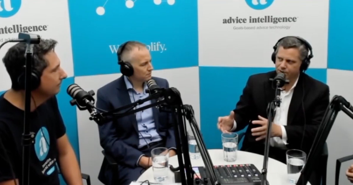 The Financial Adviser Solution for Today's Economy: Video Podcast